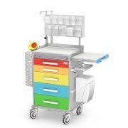 Wozek-anestezjologiczny-ANS-05-KO-kolor
