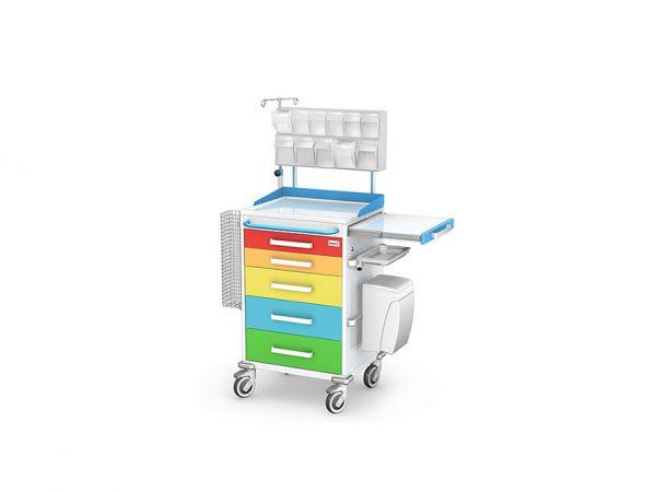 Wozek-anstezjologiczny-ANS-05-ST-kolor